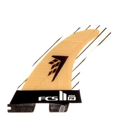 FCS II FW PC CARBON TRI SET M