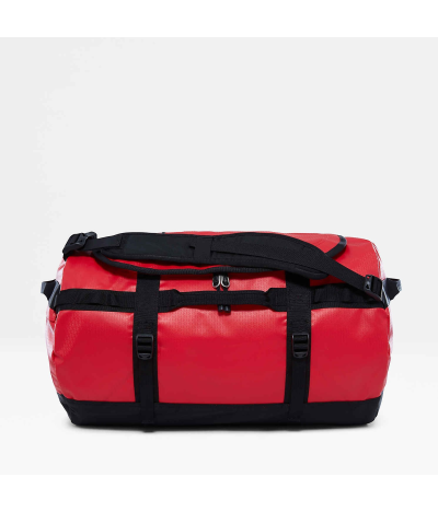 THE NORTH FACE BASE CAMP DUFFEL S TNF RED TNF BLACK