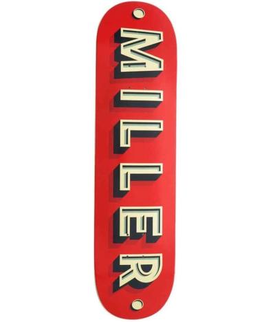 MILLER SKATE DECK CORPORATE 8.5