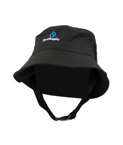 SURFLOGIC WATER HAT ADULT SIZE CHARCOAL