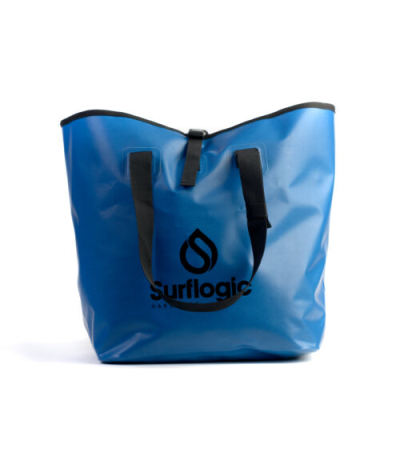 SURFLOGIC WATERPROOF DRY BUCKET 50L NAVY