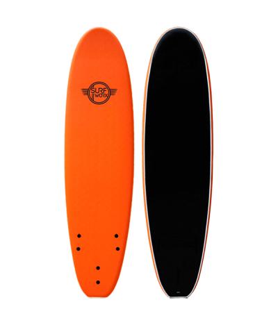 SOFTBOARD SURFWORX 7.6 BASE MINI MAL ORANGE