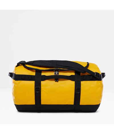 THE NORTH FACE BASE CAMP DUFFEL S SUMMIT GOLD BLACK