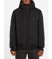THE NORTH FACE BACK TO BERKELEY BLACK BLACK THE NORTH FACE MODA