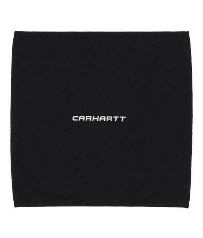 CARHARTT BEAUMONT NECKWARMER BLACK WAX