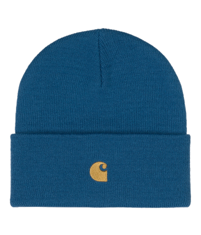 CARHARTT CHASE BEANIE SKYDIVE GOLD