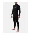FCS WET BUCKET SURF HAT GUN METAL M FCS PROTECTOR SOLAR