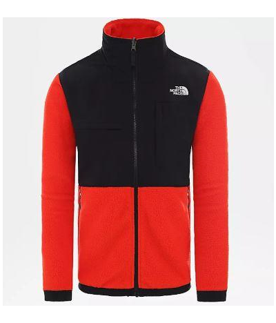 THE NORTH FACE DENALI JACKET 2 FIERY RED