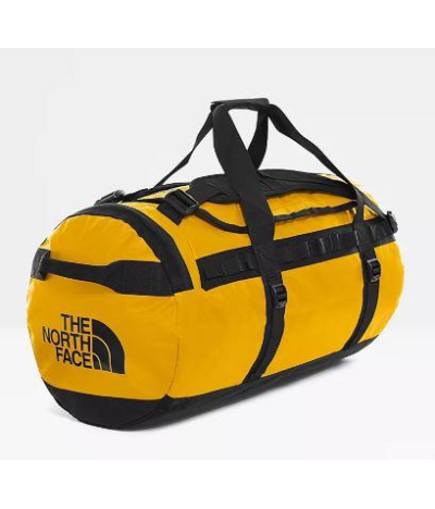 THE NORTH FACE BASE CAMP DUFFEL M SUMMIT GOLD BLACK