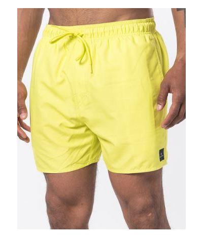 RIP CURL OFFSET 15 VOLLEY YELLOW