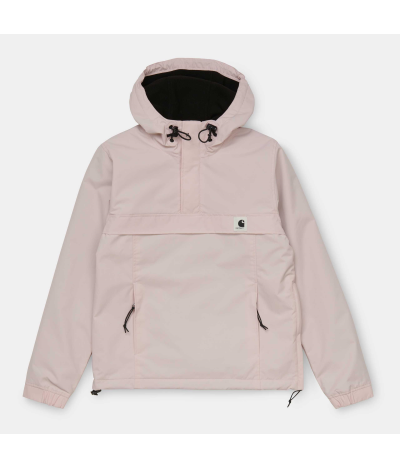 CARHARTT W NIMBUS PULLOVER (WINTER) FROSTED PINK