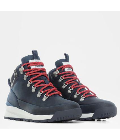 THE NORTH FACE BACK TO BERKELEY MID WP BLUE OPAL HIBISCUS