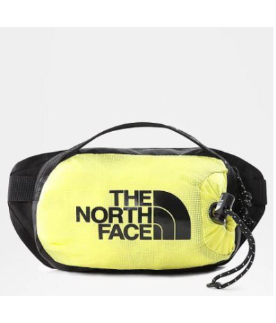 THE NORTH FACE BOZER HIP PACK III S SULPHUR SPRING GREEN BLACK