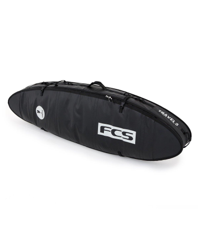 FCS TRAVEL 3 SURFBOARD COVER 6.3 ALL PURPOSE