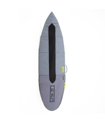 FUNDA SURF 5.6 FCS DAY ALL PURPOSE COVER GREY