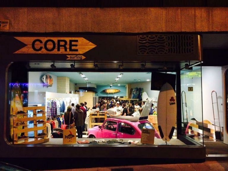 tienda core surfing