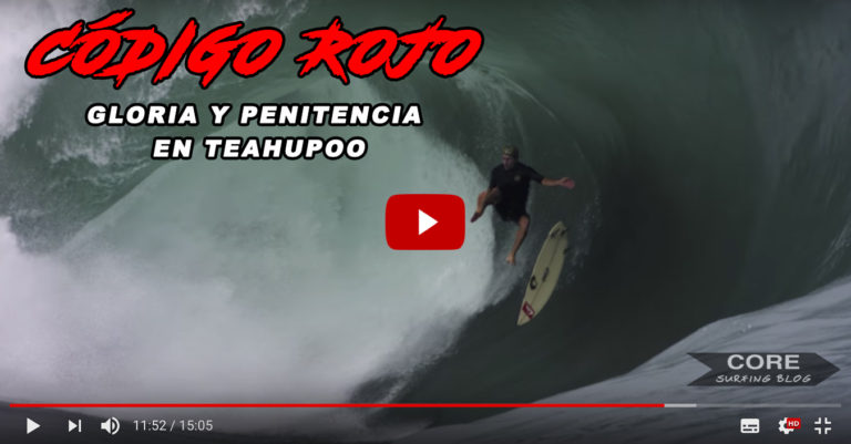 SURF teahupoo code red comprar surf shop wipeout core surfing blog wipeout big swell waves