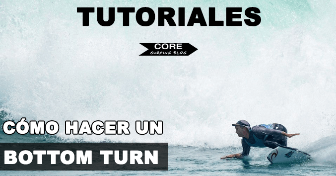 como hacer un bottom turn tutorial