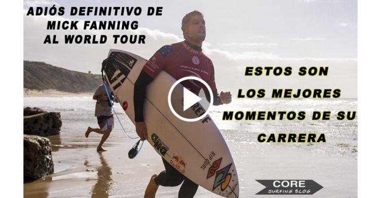 Fanning the search retirement retirada surf legend comprar quillas mick fanning grip core surfing shop