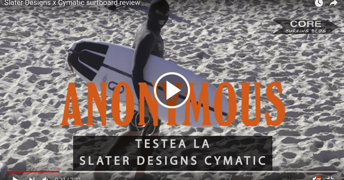 COMPRAR CYMATIC CORE SURFING SHOP TEST REVIEW BARATA FIREWIRE SLATER KELLY TOMO