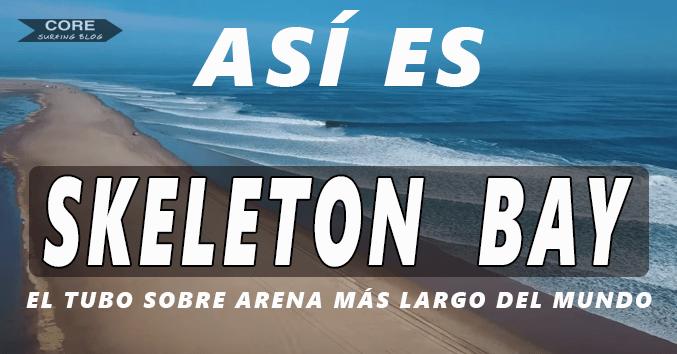 skeleton bay tubo mejor ola del mundo mas larga tubo largo izquierda arena comrpar surf blog barato
