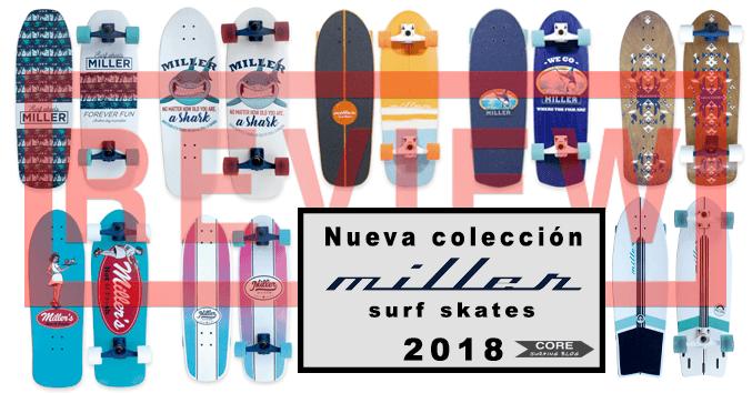 miller division surf skate comprar galicia santiago de compostela online surfshop surfskate barato