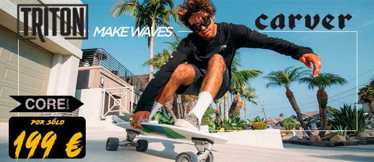 comprar triton carver surf skate online barato shop galicai santiago compostela