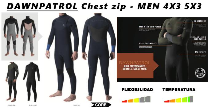 985c07165827d dawnpatrol comprar barato nuevo 2019 neopreno rip curl wetsuits barato  galicia santiago surf wetsuit