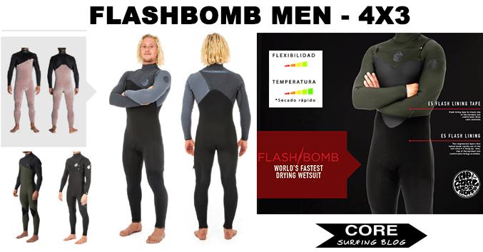 comprar barato nuevo 2019 neopreno rip curl wetsuits barato galicia  santiago surf wetsuit flash bomb flashbomb 69b3b08a76c