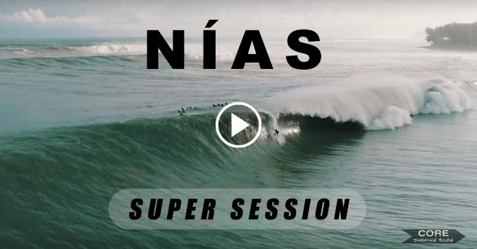 INDONESIA big waves righthander derecha tubos julio core surfing blog shop surf