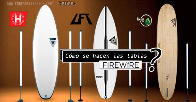 como se fabrican las tablas de surf de epoxy firewire surfboards helium timbertek lft