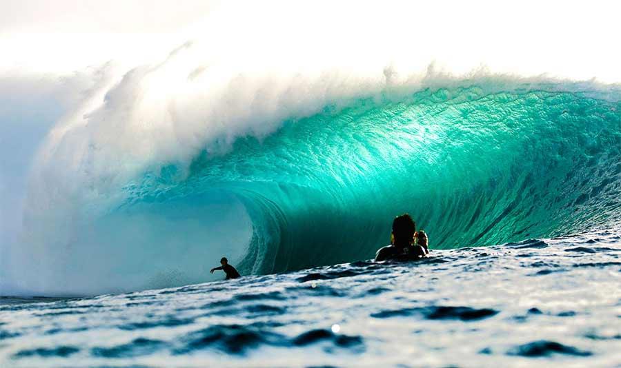 pipeline hawai campeon del mundo tubos potentes olas ver world champ asi es mechanics