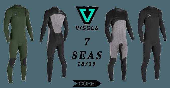 7de4423993659 comprar mejor taje de neopreno vissla cliente invierno 2018 2019 online  barato surfshop core surfing