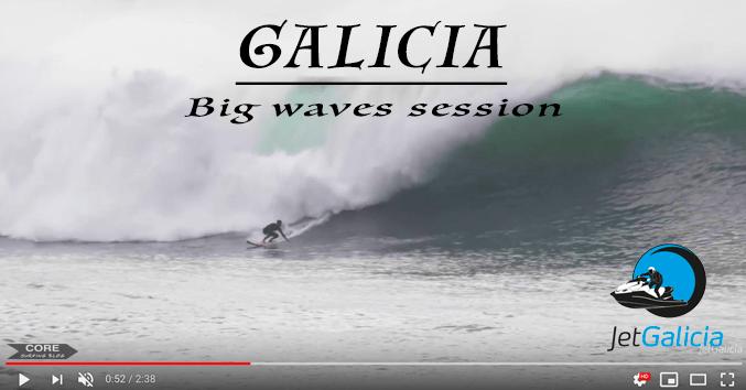 galicia surf olas grandes tienda de surf surfshop online comprar tablas de surf compostela camino de santiago olas playa costa gallega