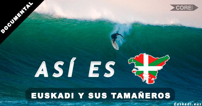 surf olas grandes pais vasco documental big eaves tamañeros