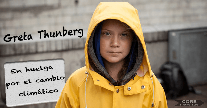 Thunberg climate change core surfing compara surf buy online
