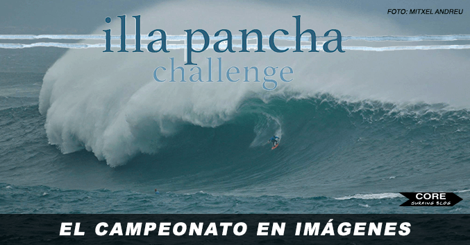 illa pancha callenge campeonato olas grandes galicia surf olas grandes tow in big wave