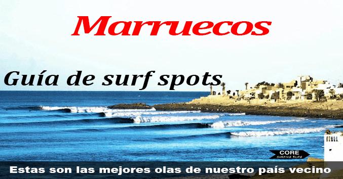 Marruecos  guía de surf spots  c70cc37447e