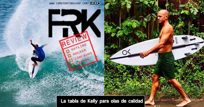 Frk comprar barata kelly slater nueva tabla high performance firewire oferta galicia compostela surf