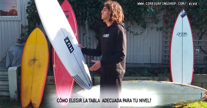 elegir tabla de surf ayuda surfboard iniciación escoger mejor tabla barata guia tutorial