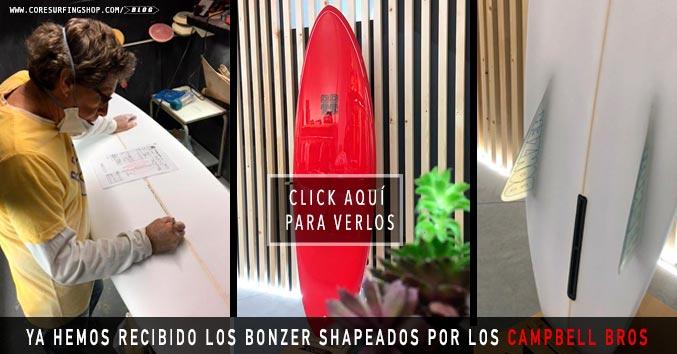 ampbell brothers bonzer comprar a medida handshape core surfing galicia surf shop