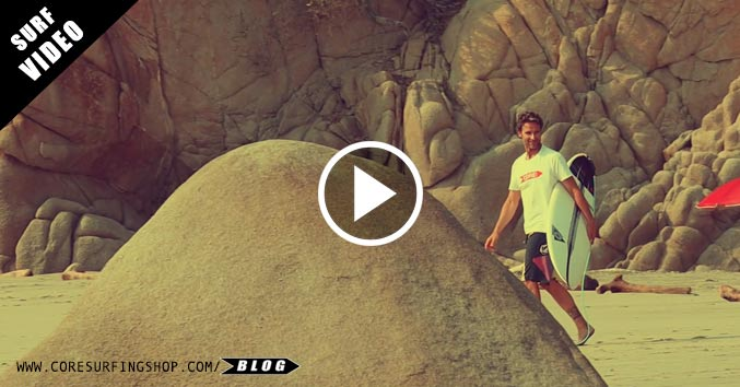 surf video puerto escondido surftrip viaje de surf méjico