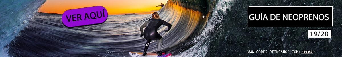guia de trajes de neopreno invierno wetsuits comprar rip curl vissla o´neill alder hurley opiniones galicia compostela review
