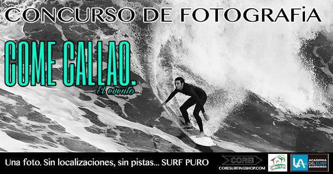 concurso de fotografia de surf come callao premios regalos