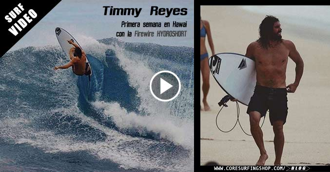 hawaii surf firewire surfboards hydroshort surf video north shore tomo tablas de surf