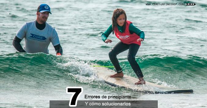 consejos tutorial aprender a hacer surf errores comunes surfistas novatos inicicaion avanzados perfecionamiento pop up stand up paddle remar tabla de surf