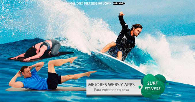 surf fitness exercises gym routine train strenght power flexibility gimnasio entrenar