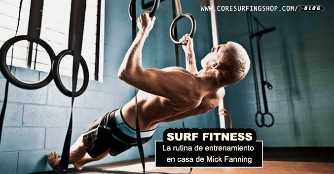 Surf fitness mick fanning rutina de entrenamiento para surf en casa o en el gimnasio