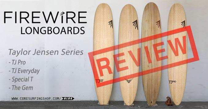 longboard firewire timbertek taylor jensen epoxy madera