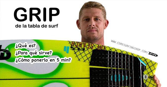 poner el grip a la tabla de surf para que sirve